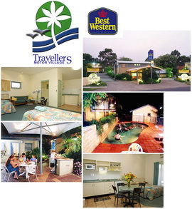 Travellers Motor Village - Accommodation Broome