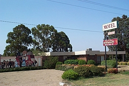 Coach Lamp Motel - Accommodation Broome