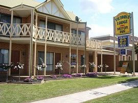 Victoria Lodge Motor Inn And Apartments - Accommodation Broome