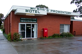 Wilsons Promontory Motel - Accommodation Broome