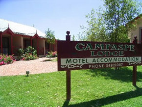 Campaspe Lodge - Accommodation Broome