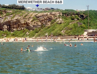 Merewether Beach B And B - Accommodation Broome