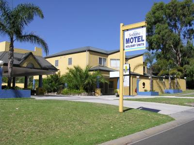 Seahorse Motel - Accommodation Broome