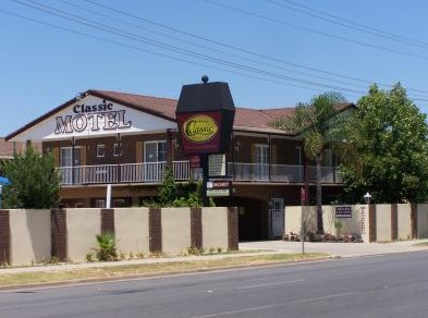 Albury Classic Motor Inn - Accommodation Broome