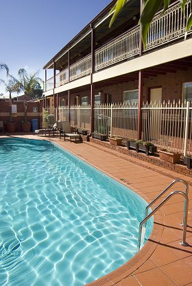 Quality Inn Railway - Accommodation Broome