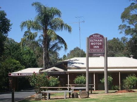 Eltham Motor Inn - Accommodation Broome