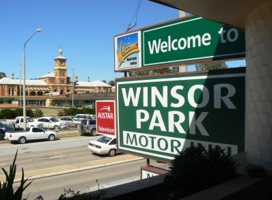 Albury Winsor Park Motor Inn - Accommodation Broome