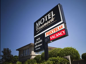 Cessnock Motel - Accommodation Broome