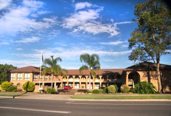 Cumberland Motor Inn - Accommodation Broome