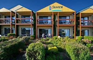 Seaview Motel  Apartments - Accommodation Broome