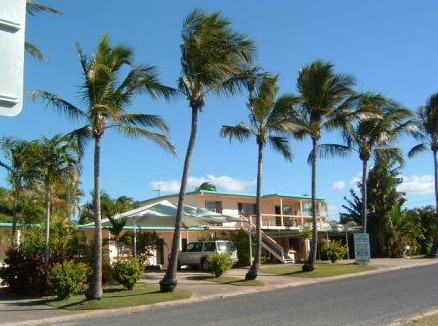 Palm View Holiday Apartments - Accommodation Broome