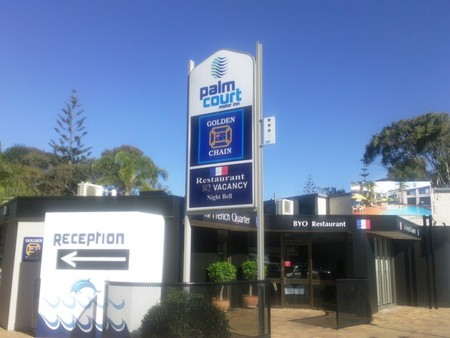 Palm Court Motor Inn - Accommodation Broome
