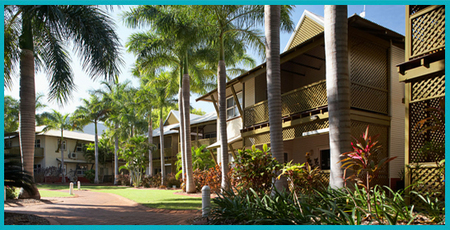 Seashells Resort Broome - Accommodation Broome