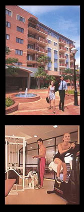 Central Brunswick Apartment Hotel - Accommodation Broome