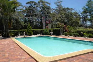 Beerwah Glasshouse Mountains Motel - Accommodation Broome