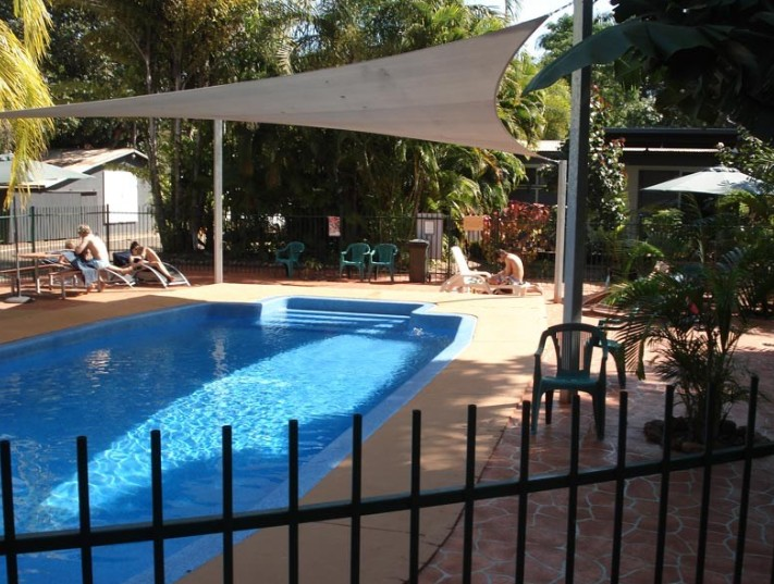 Shady Glen Tourist Park - Accommodation Broome
