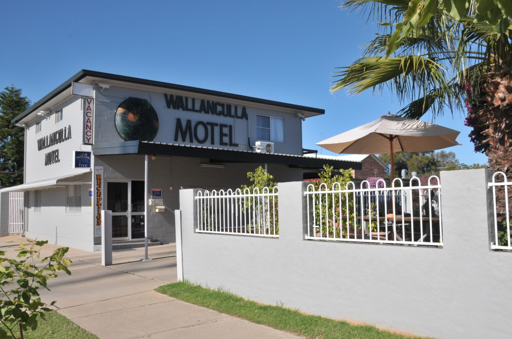 Wallangulla Motel - Accommodation Broome
