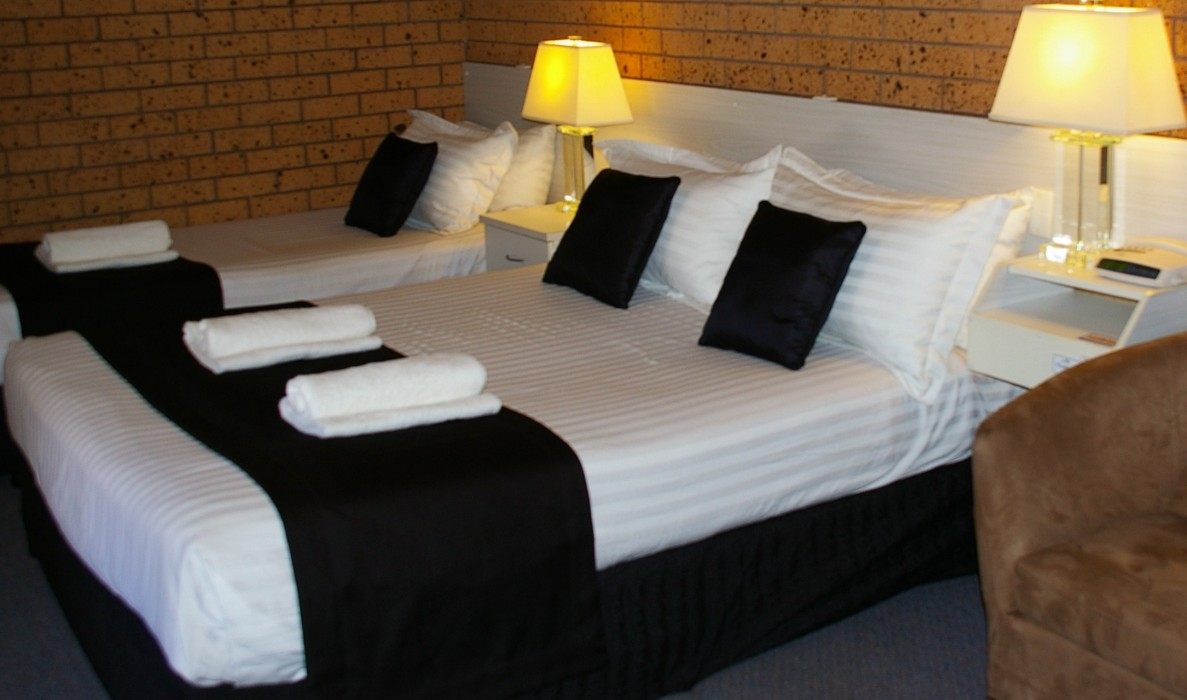 Golden Harvest Motor Inn - Accommodation Broome