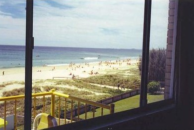Surfers Pacific Towers - Accommodation Broome
