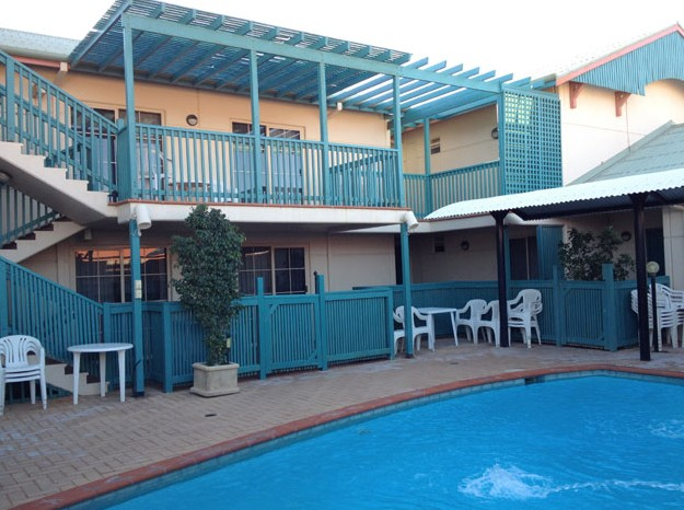 Heritage Resort Hotel Shark Bay - Accommodation Broome