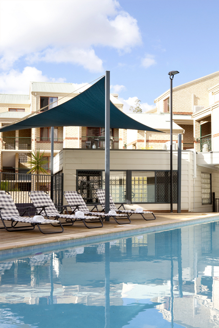 Mont Clare Boutique Apartments - Accommodation Broome