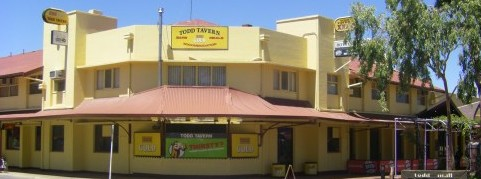 Todd Tavern - Accommodation Broome