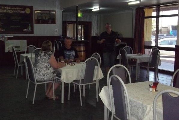 Goldfields Hotel Motel - Accommodation Broome