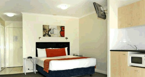 The Wellington Apartment Hotel - Accommodation Broome