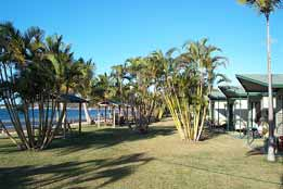 BIG4 Bowen Coral Coast Beachfront Holiday Park - Accommodation Broome