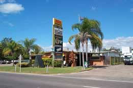 Queens Beach Motor Hotel - Accommodation Broome