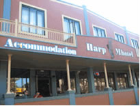 Harp Deluxe Hotel - Accommodation Broome