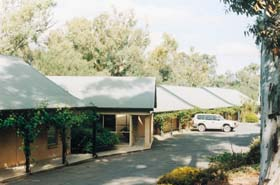 Burra Motor Inn - Accommodation Broome