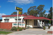 GLENROWAN KELLY COUNTRY MOTEL - Accommodation Broome