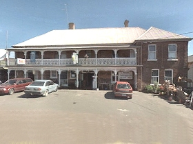 Sheffield Hotel - Accommodation Broome