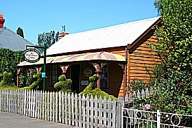 Westbury Gingerbread Cottages - The - Accommodation Broome