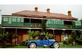Kingsley House Olde World Accommodation - Accommodation Broome
