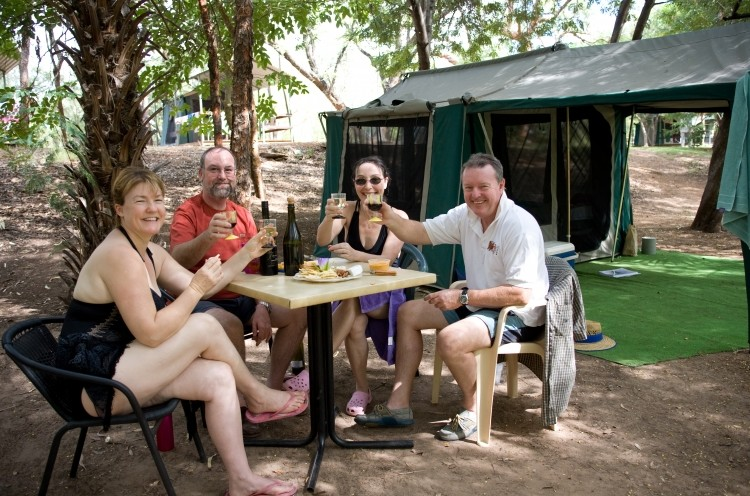 Adels Grove Camping Park - Accommodation Broome