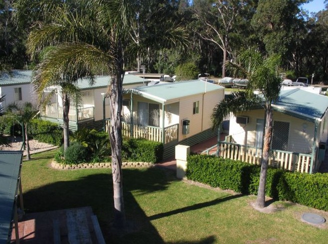 Jervis Bay Caravan Park - Accommodation Broome