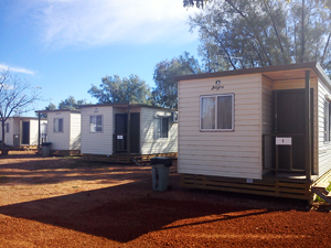 Lightning Ridge Tourist Park - Accommodation Broome