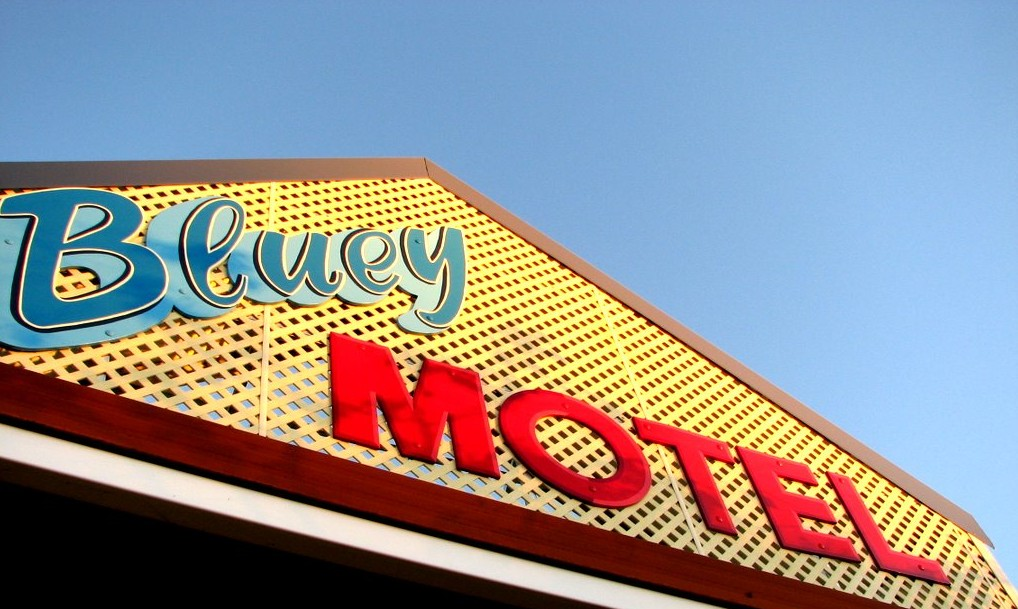 Bluey Motel - Accommodation Broome