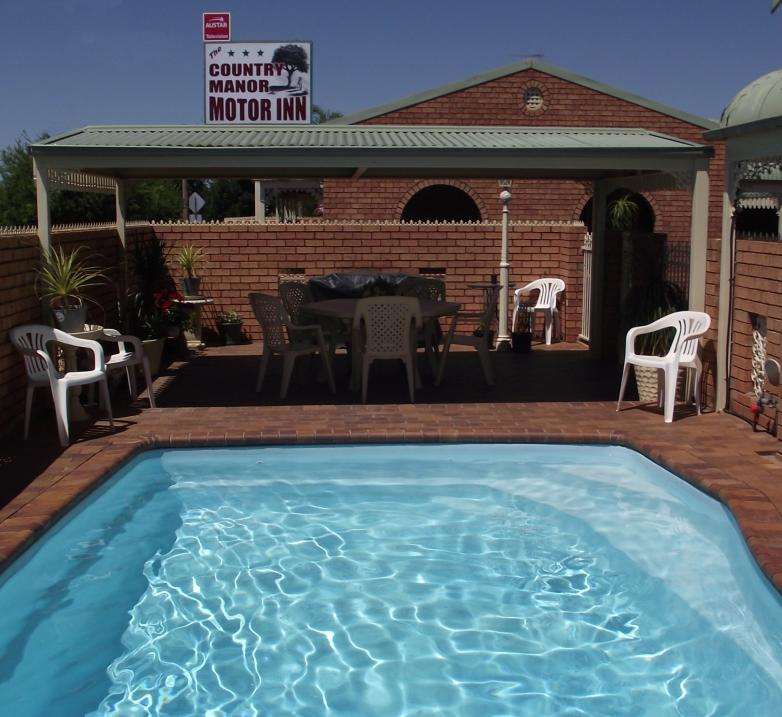 Country Manor Motor Inn - Accommodation Broome