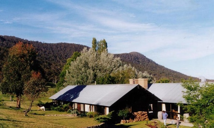 Crackenback Farm Mountain Guesthouse - Accommodation Broome