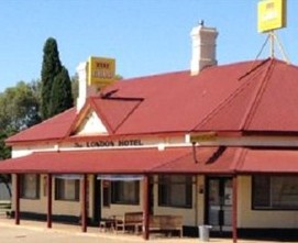 The London Hotel Motel - Accommodation Broome