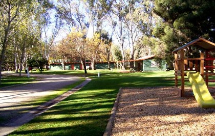Corowa Caravan Park - Accommodation Broome