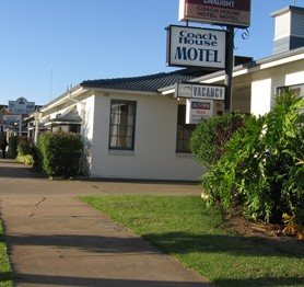 The Coach House Hotel Motel - Accommodation Broome