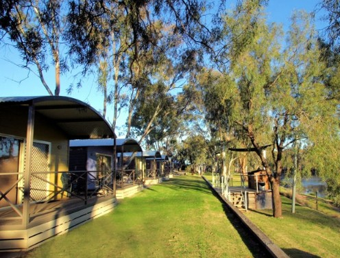 BIG4 Deniliquin Holiday Park - Accommodation Broome
