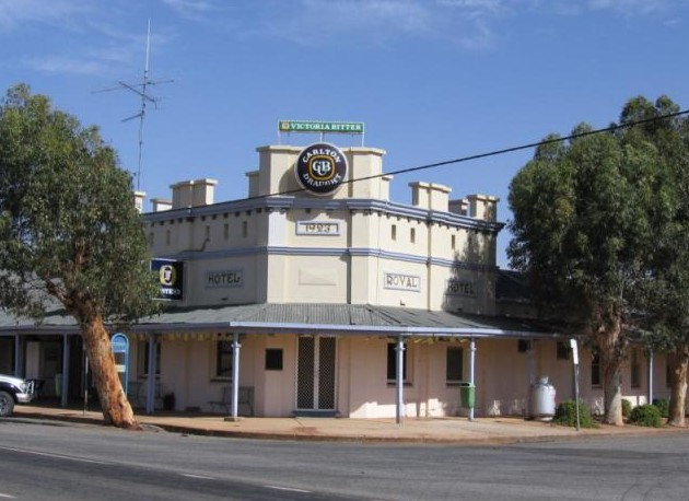 Royal Hotel Grong Grong - Accommodation Broome