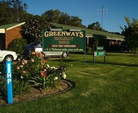 Greenways Holiday Units - Accommodation Broome