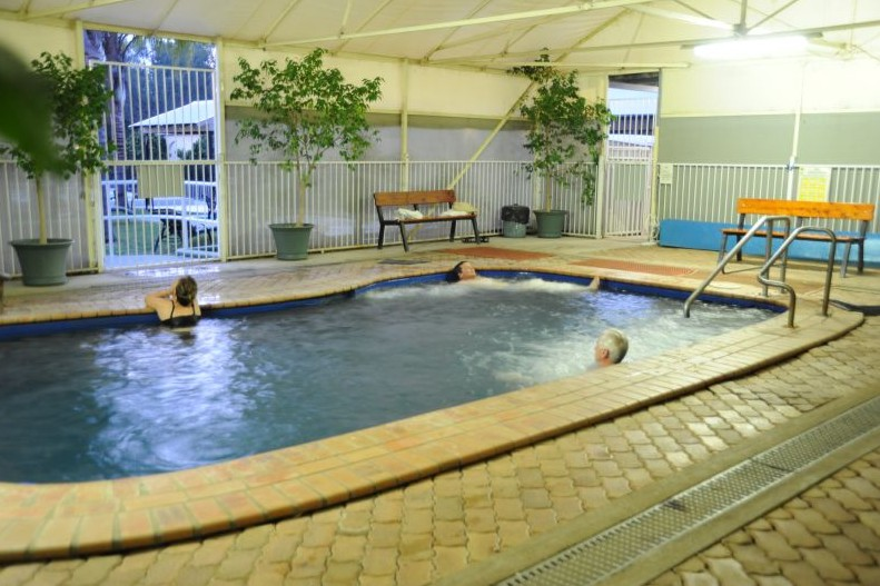Artesian Spa Motel - Accommodation Broome