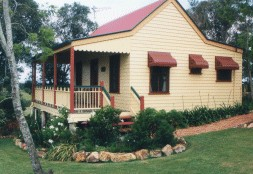 Mango Hill Cottages Bed and Breakfast - Accommodation Broome